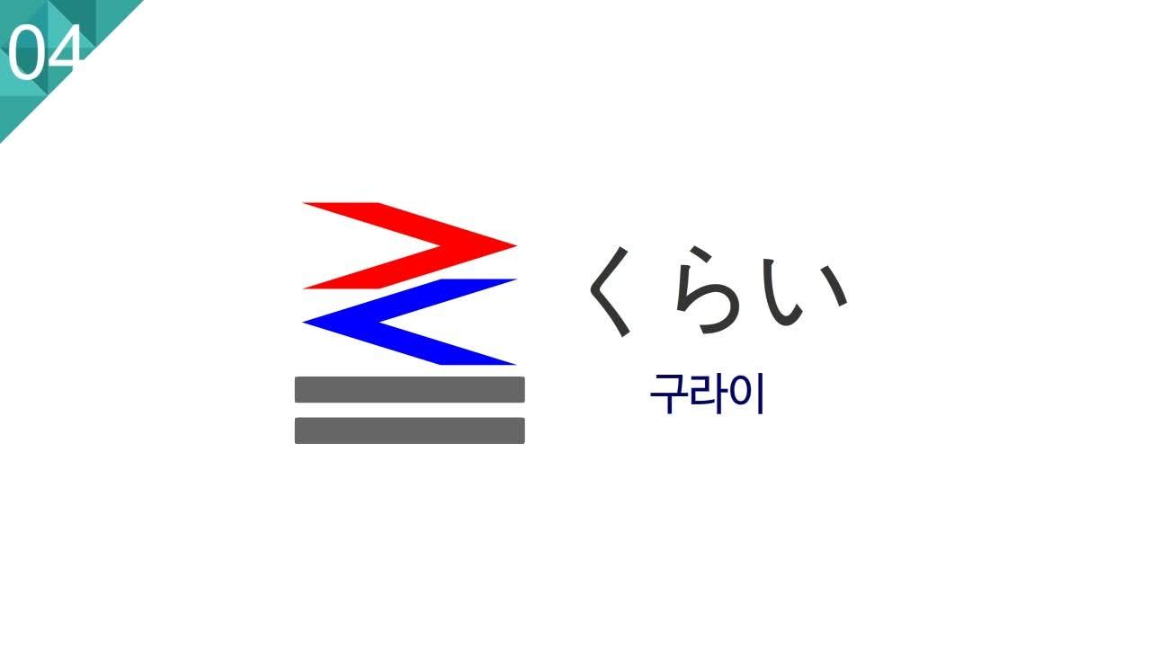 1분안에 말하는 신기한 한톡 일본어 기초 회화 2