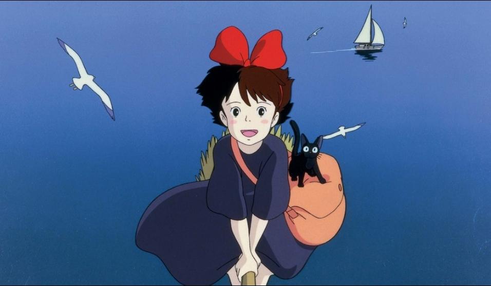일본애니메이션 대사로 배우는 일본어 - 마녀배달부 키키 시리즈 1
